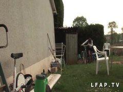 Estudante francesa metendo com tesãoa